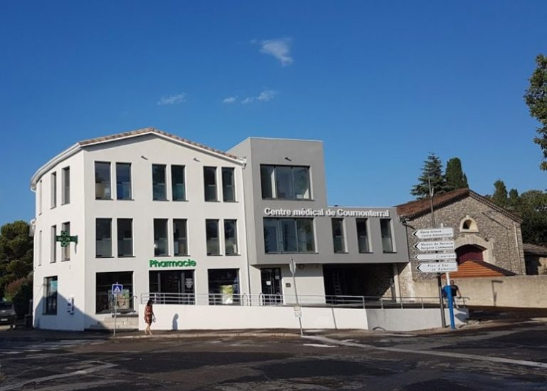 Maison Médicale Cournonterral